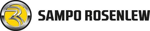Sampo Rosenlew skördetröskor